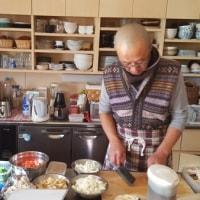 須永先生の料理&瞑想講座