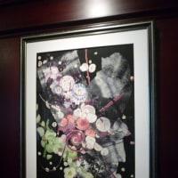 押し花絵展2