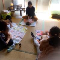 ☆ ベビーマッサージ教室 ☆