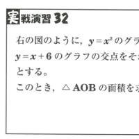 中学数学・1次関数・2次関数 32 福岡県・熊本県・高校入試問題