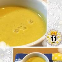 かぼちゃスープ(*^^*)