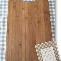 竹製のまな板