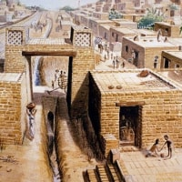 7-2 青銅器時代の衛生都市