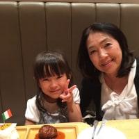 萌香6歳誕生日