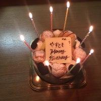 38歳誕生日♪