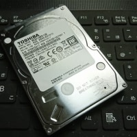 1T 外付け用HDD購入