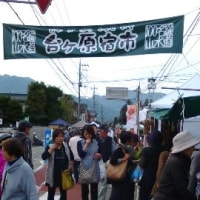 台ヶ原宿市