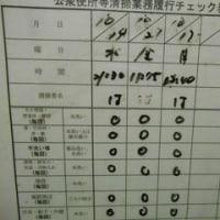 """皆 """"士病"""" に取り憑かれたか下関市161023"""