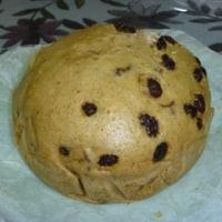 蒸しパンを作った