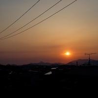 高松は今日も真夏日です