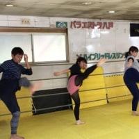 10/21昼フィットネスクラスの風景