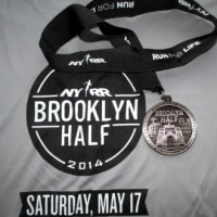 【大会レポート】2014年ブルックリン・ハーフマラソン (NYRR 5-Borough Series: Brooklyn Half)