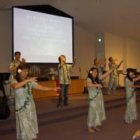 ハワイのニューホープ・チャーチから青年たちが来日。