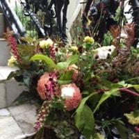 秋の匂いのブケbouquet