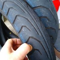 【NSR】タイヤ交換