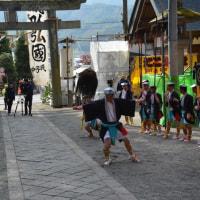 小野神社 御柱 騎馬行列・・・2017年5月3日