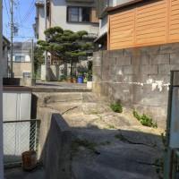 大阪府東大阪市上四条町の風景