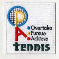新O.P.A.tennisパッチ完成!