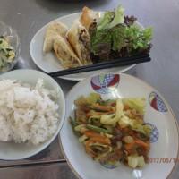 地元野菜料理