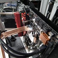 AMD環境でファンレス・AC駆動を考える その8 最適なマザーA88XI AC V2をファンレスにする!(DB4ケース)