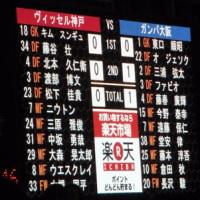 よしッ!連敗せず。 J1第15節vsヴィッセル神戸@ノエビアスタジアム〇