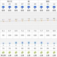 大島ウルトラランニング③ 雨対策
