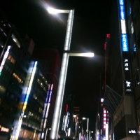 #076 -'17.    夜の蝶@銀座八丁目近辺