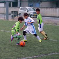 サッカーて楽しいね。。。