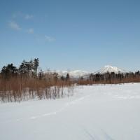 雪山散歩 ~ 多峰古峰山ー南多峰古峰山