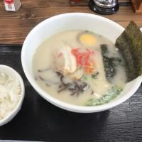ワサ和食屋がつくる煮干しラーメン彩〜いろどり〜