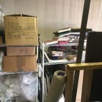 スタジオの倉庫の二段ベッドは、天国