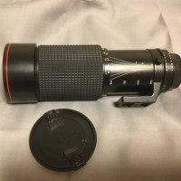 Tokina AT-X SD 100-300mm F4