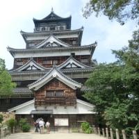 広島のお城へ
