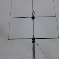 50MHz ヘンテナの製作