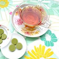 ショコラティエ・エリカさんの抹茶チョコレート!(^¬^)