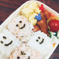 実習生のお弁当(*´꒳`*)