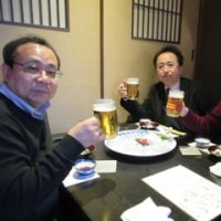 Prof. Yang 食事会