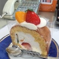 いろとりどりケーキ(^^♪
