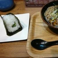 立ち食い蕎麦・フリーダム列伝 にぎり米