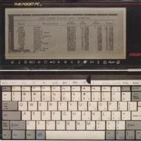 POQET COMPUTER THE POQET PC