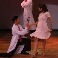 社交ダンスの舞台『FOCUS』