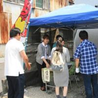 旭町でK様邸の現場見学会開催いたしました(*^_^*)