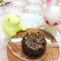 粘土で作るチョコケーキレシピ