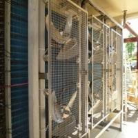 【静電気対策:今年の第一弾は稼働音を下げる事が与えられた仕事です】今年で3年目になる冷凍機への挑戦!