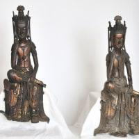天台宗「妙伝寺」の本尊、如意輪観音菩薩