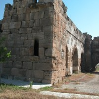 「エジプト・トルコ旅行記」 №65 ヒエラポリス遺跡都市跡
