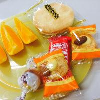 フルーツ&お菓子