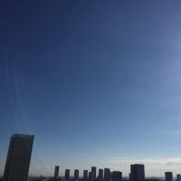 12/3の朝の空