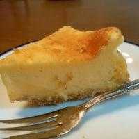 栗原はるみさんの失敗しないチーズケーキ