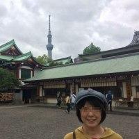 亀戸天神社で安産のお参りを